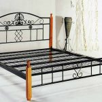 Steel Bed Frame Full