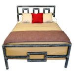 Steel Bed Frame Twin