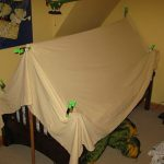 Toddler Beds Tent Canopy