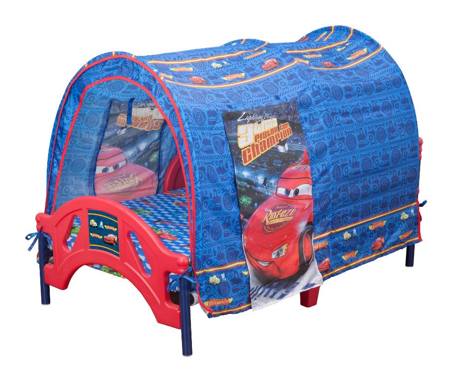 Image of: Toddler Bed Tent Cover
