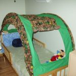 Toddler Bed Tent Frozens