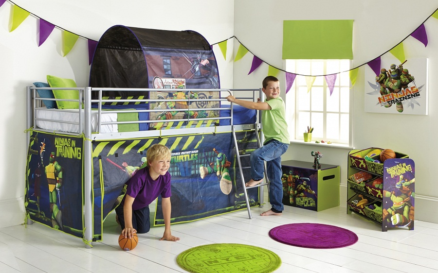 Image of: Toddler Bed Tent Target