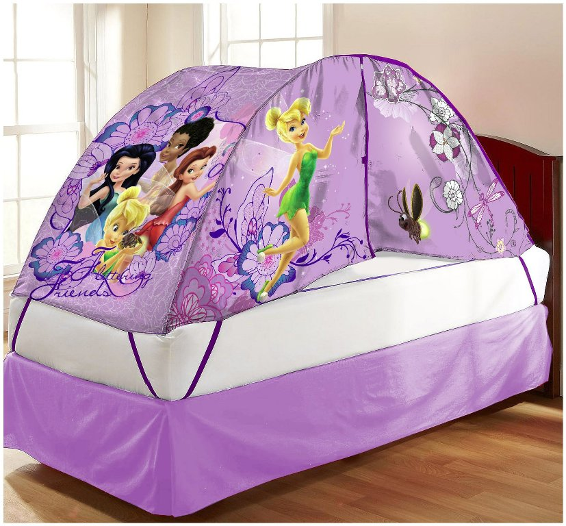 Image of: Toddler Bed Tent Thomas