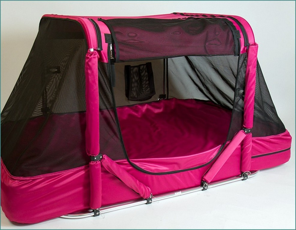 Image of: Toddler Bed Tent