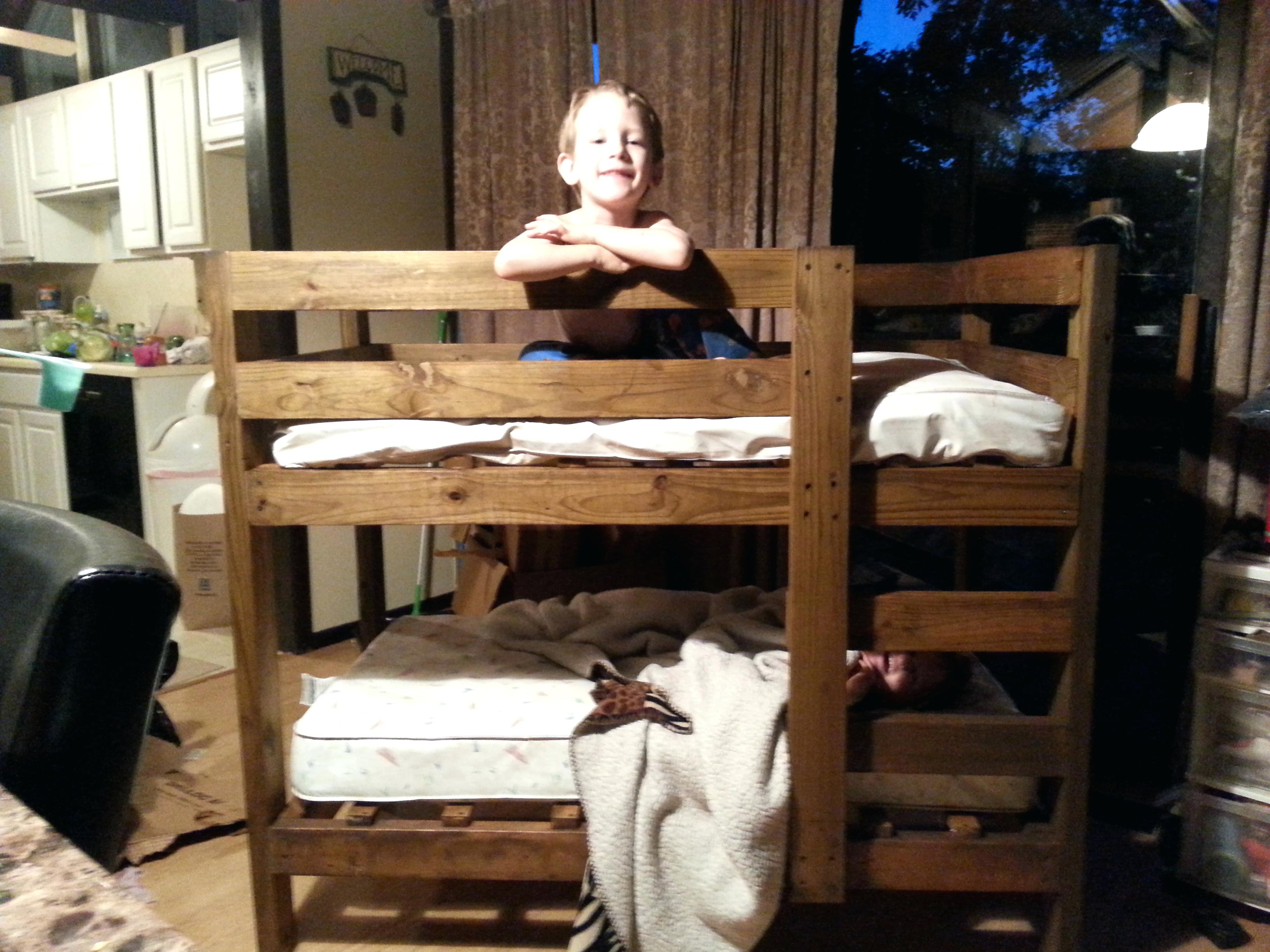 Image of: Toddler Loft Beds With Storage