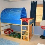 Toddler Tent Bed Boy