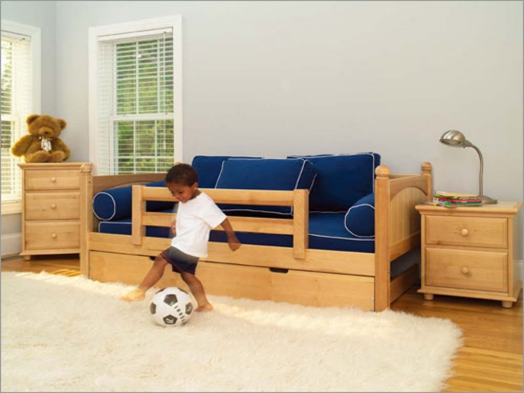Image of: Top Trundle Beds For Kids