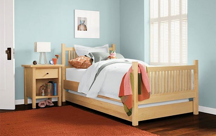 Image of: Trundle Beds for Kids Diy