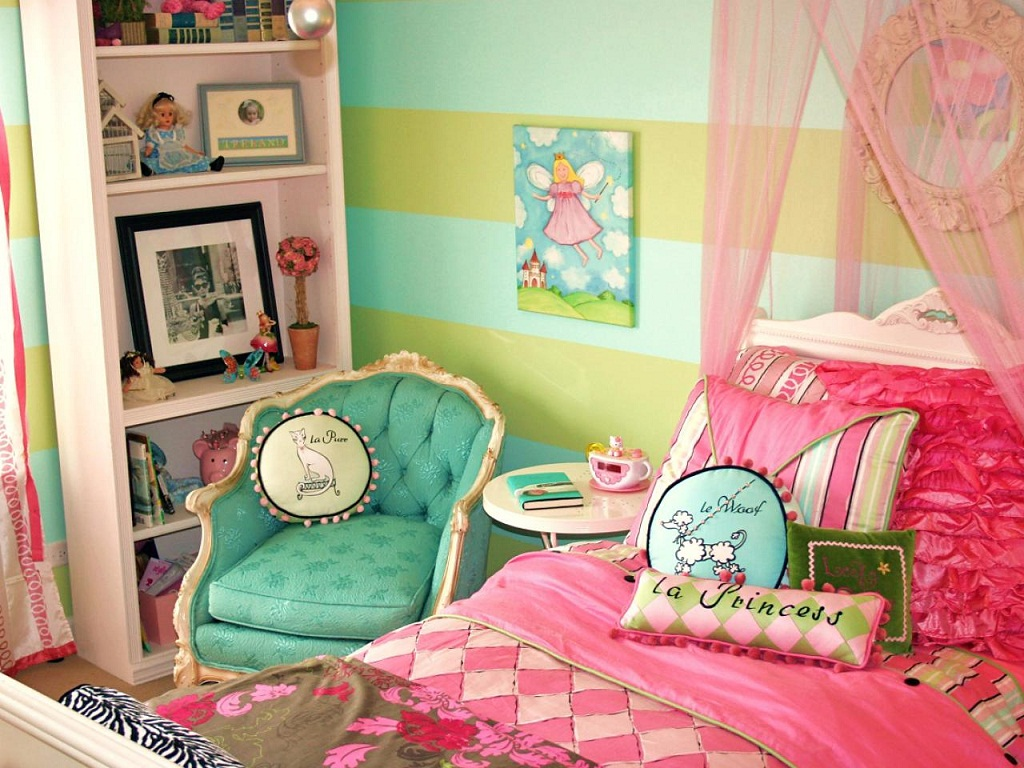 Twin Toddler Girl Bedroom Ideas