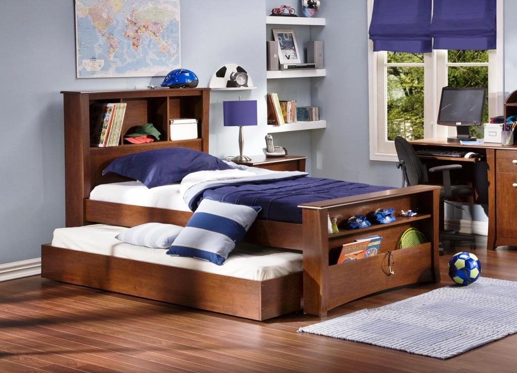 Image of: Unique Twin Beds For Toddlers