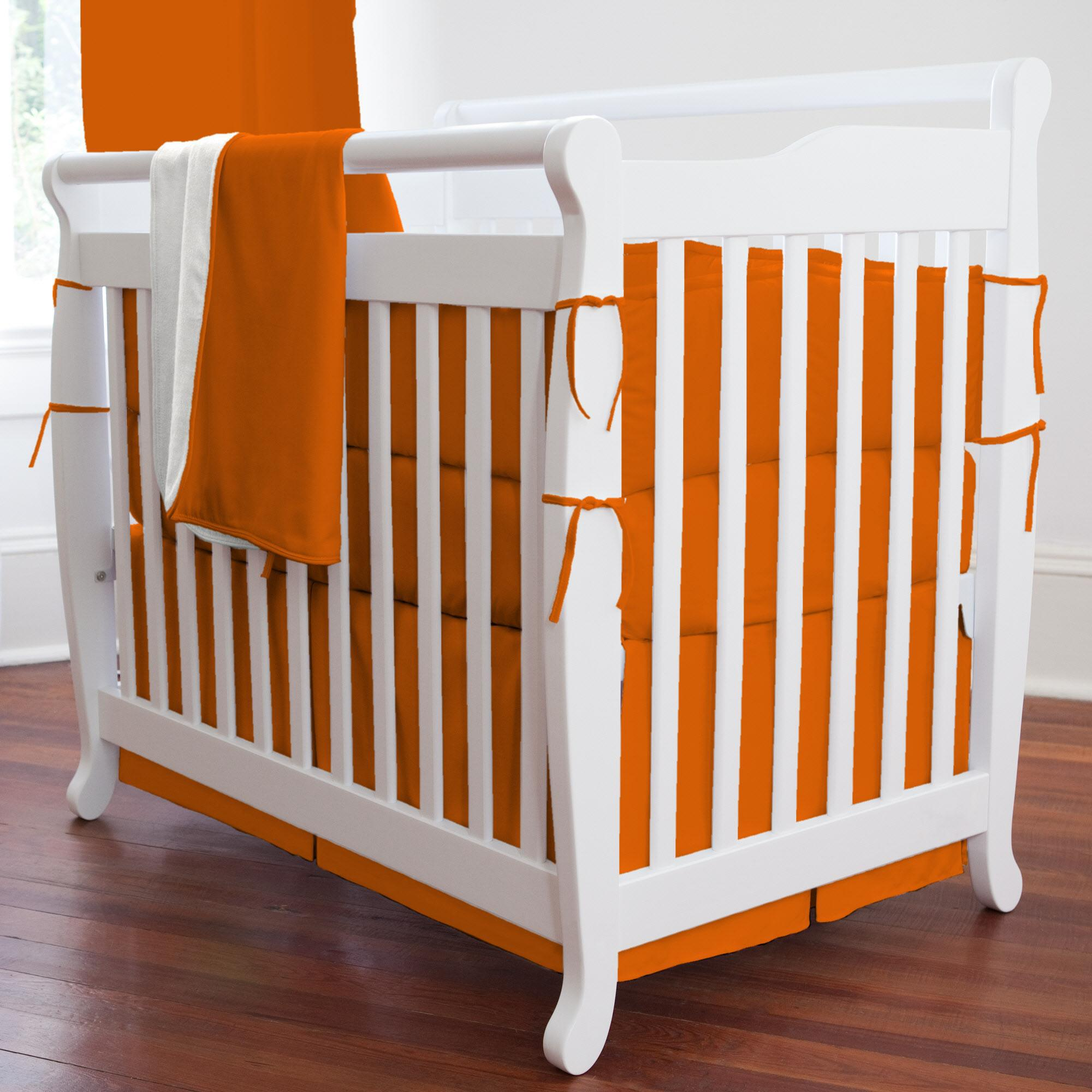 Image of: Where To Buy Solid Color Crib Bedding