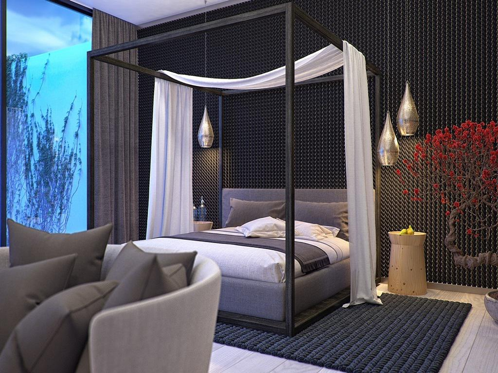 Zen Master Bedroom Ideas