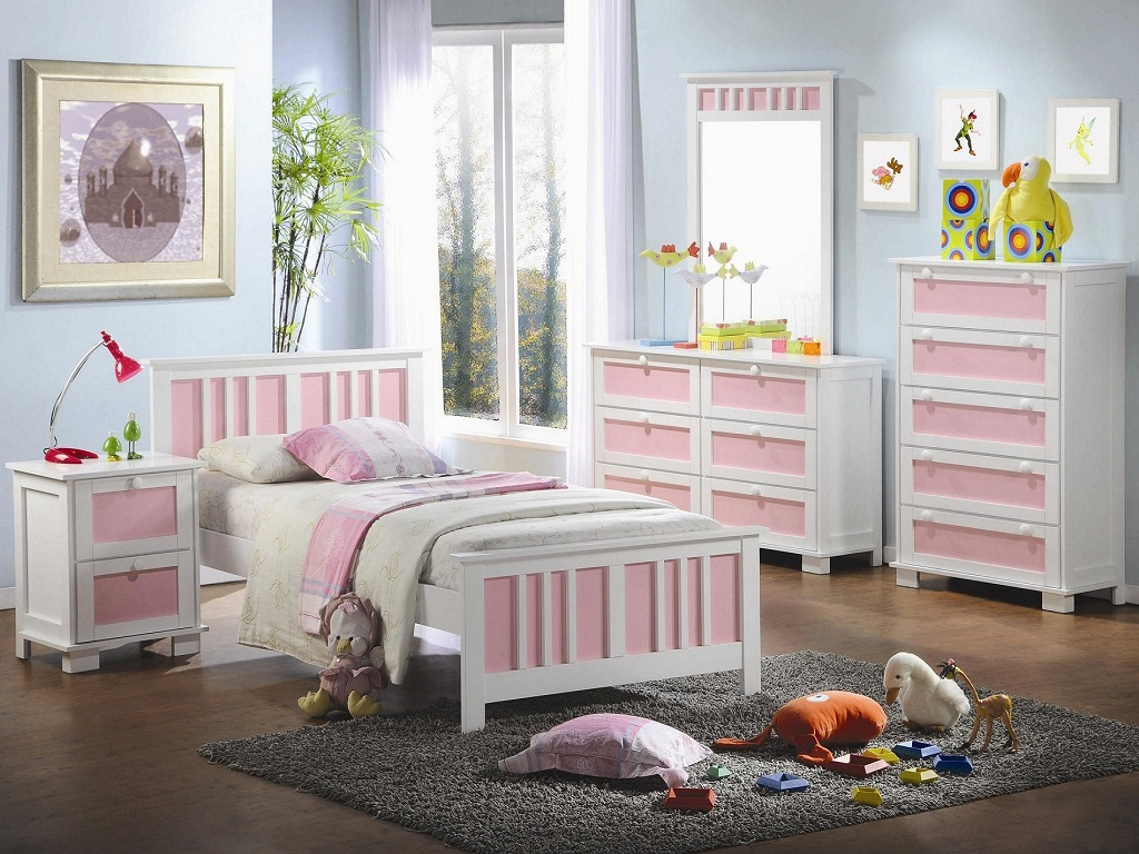 Image of: Best Teenage Girl Bedroom Sets