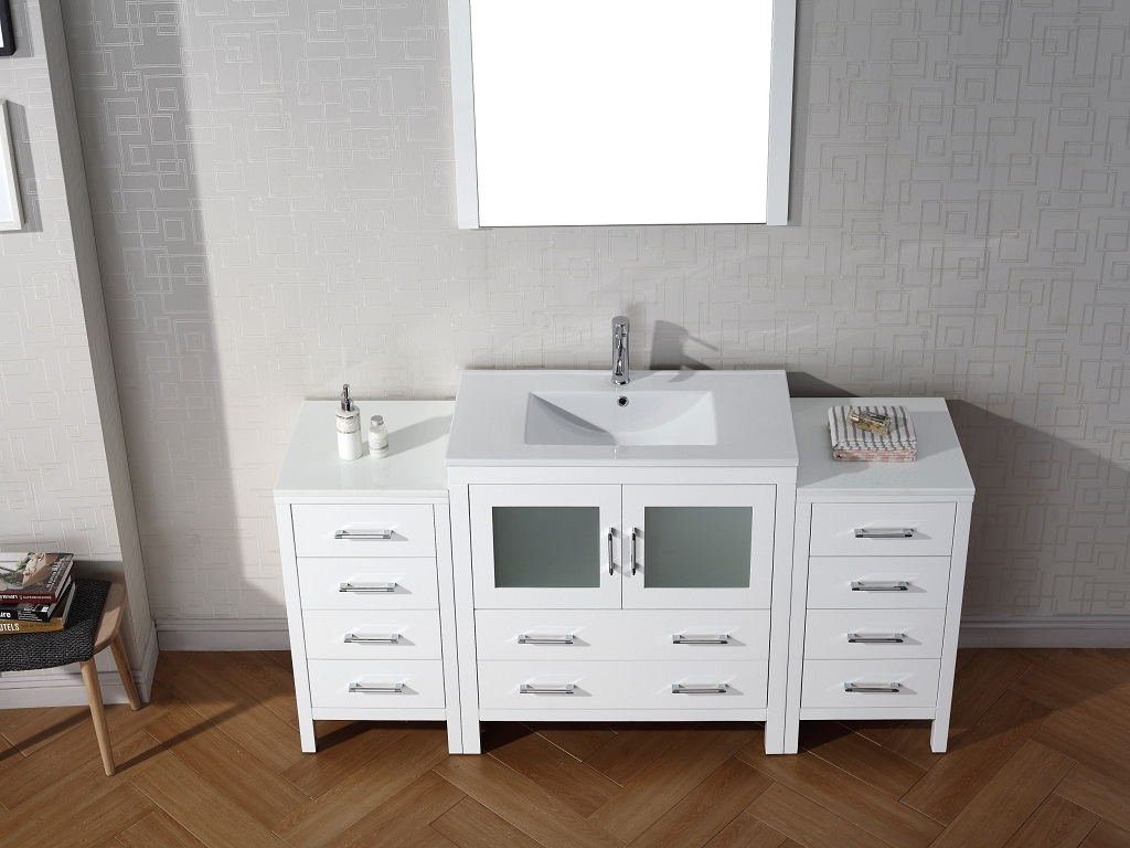 Image of: Small Bedroom Vanity With Drawers