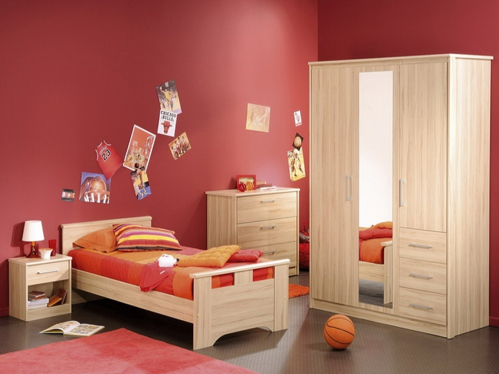 Image of: Teenage Girl Bedroom Sets Designs