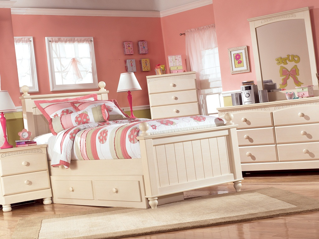 Image of: Teenage Girl Bedroom Sets Ideas
