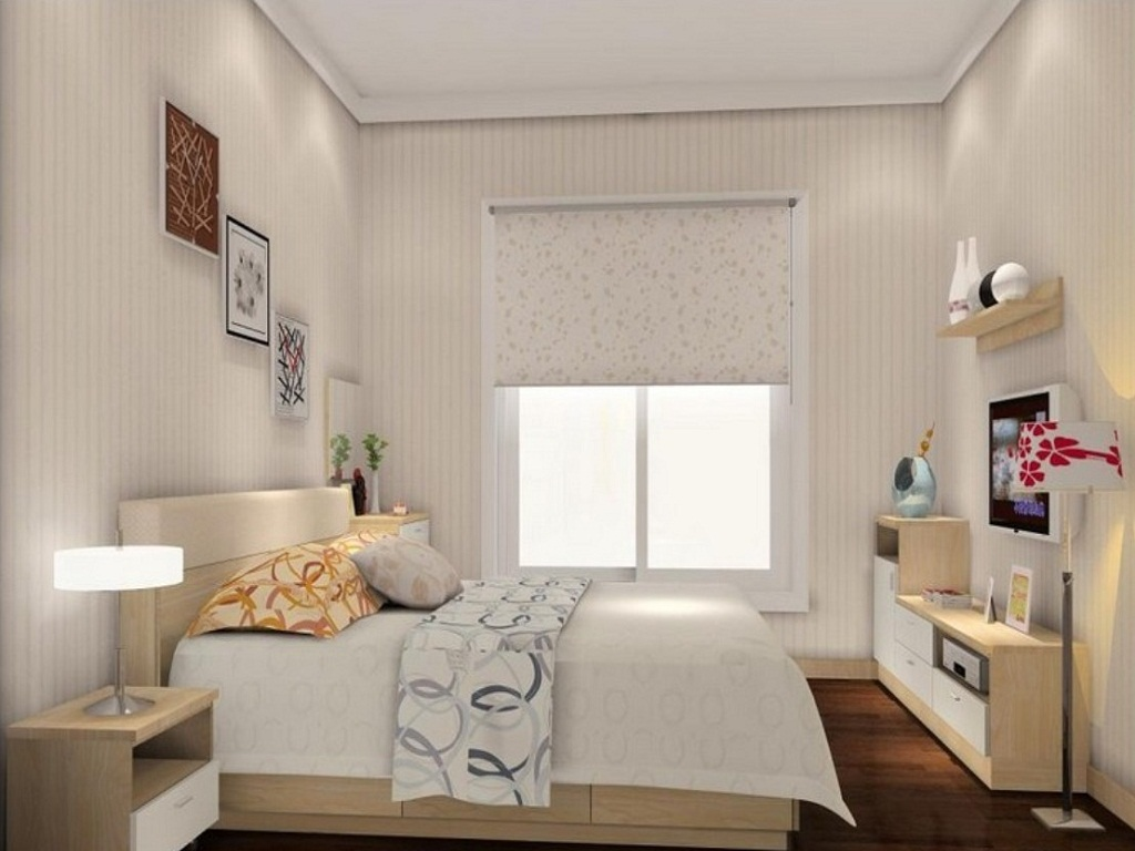 Image of: Bedroom Furniture Placement In Small Room