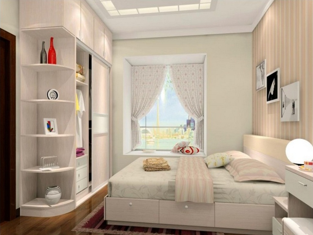 Image of: Bedroom Furniture Placement Pictures