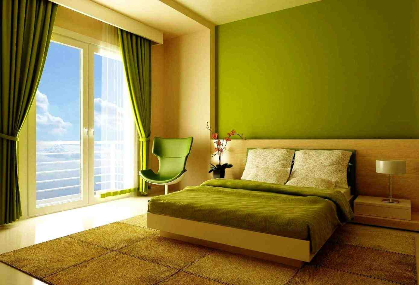 Image of: Colors Bedroom Decor