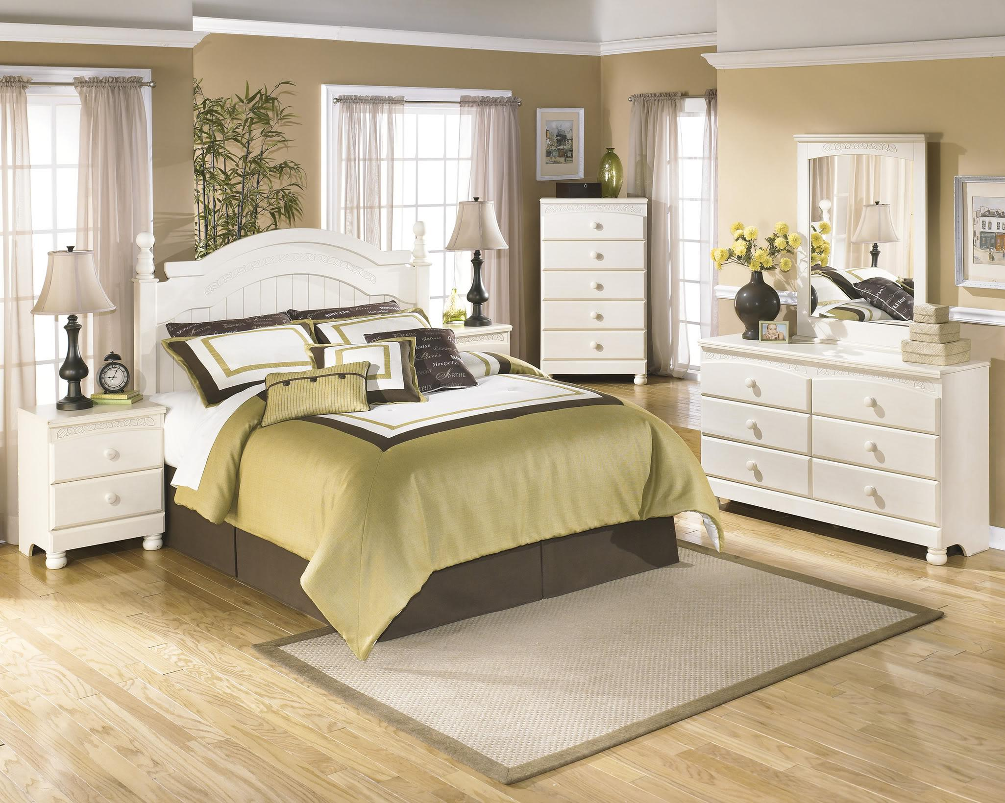 Image of: Cottage Retreat Bedroom Set Havertys