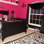 DIY Zebra Print Bedroom Ideas
