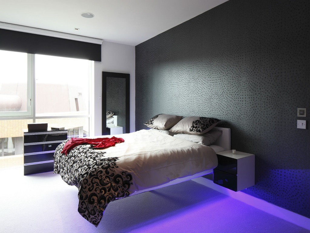 Image of: Decorating Bachelor Apartment Ideas