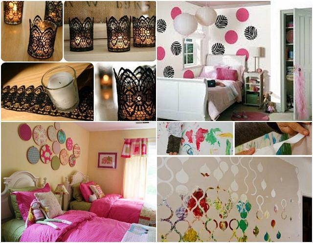 Image of: Diy Ideas For Decorating A Bedroom