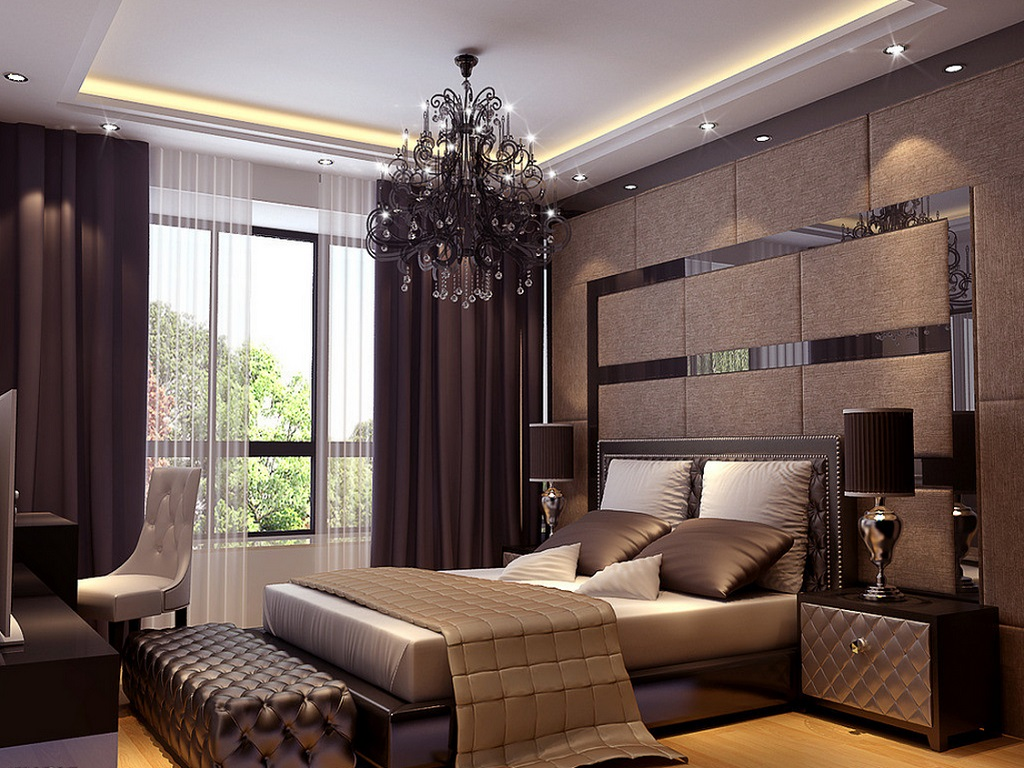 Image of: Elegant Bedroom Ideas For Small Rooms