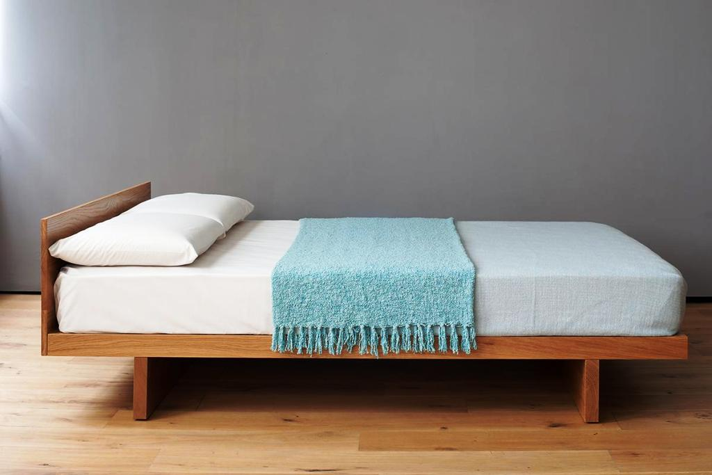 Image of: Japanese Bed Frame Twin