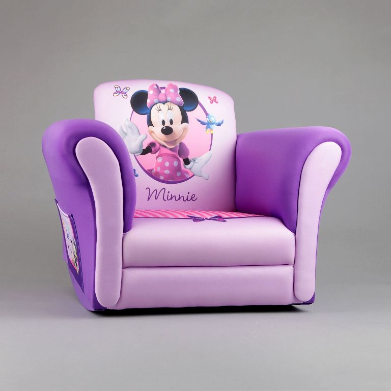 Image of: Minnie Mouse Bedroom Decor For Toddler