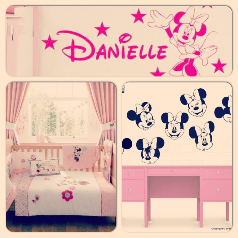Red Minnie Mouse Bedroom Furniture