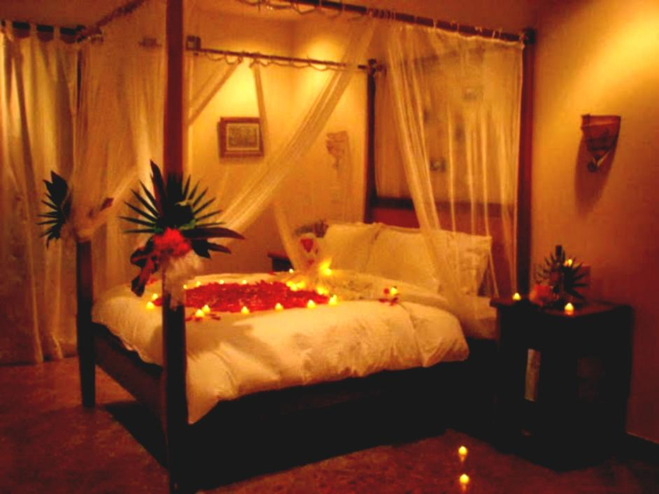 Image of: Romantic Bedroom Ideas For Him