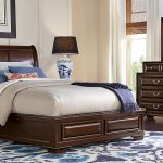 Sleigh Bedroom Sets Cherry Woods