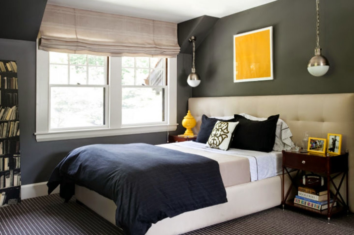 Image of: Small House Paint Color Ideas