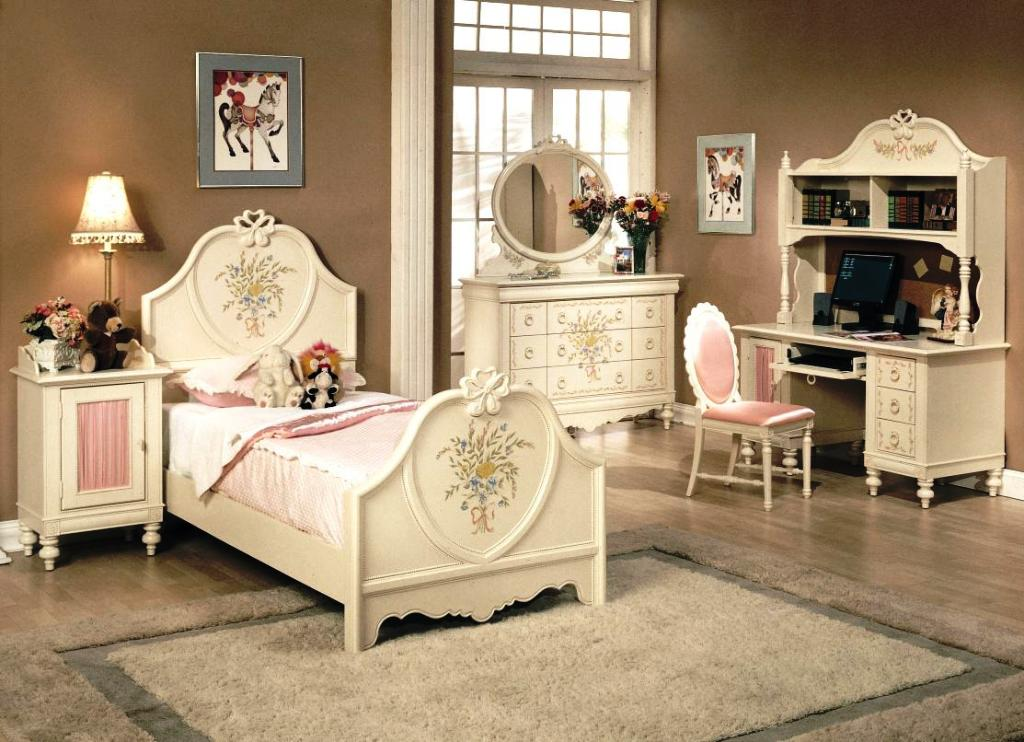 Image of: Teenage Girl Bedroom Furniture For Sale Photos