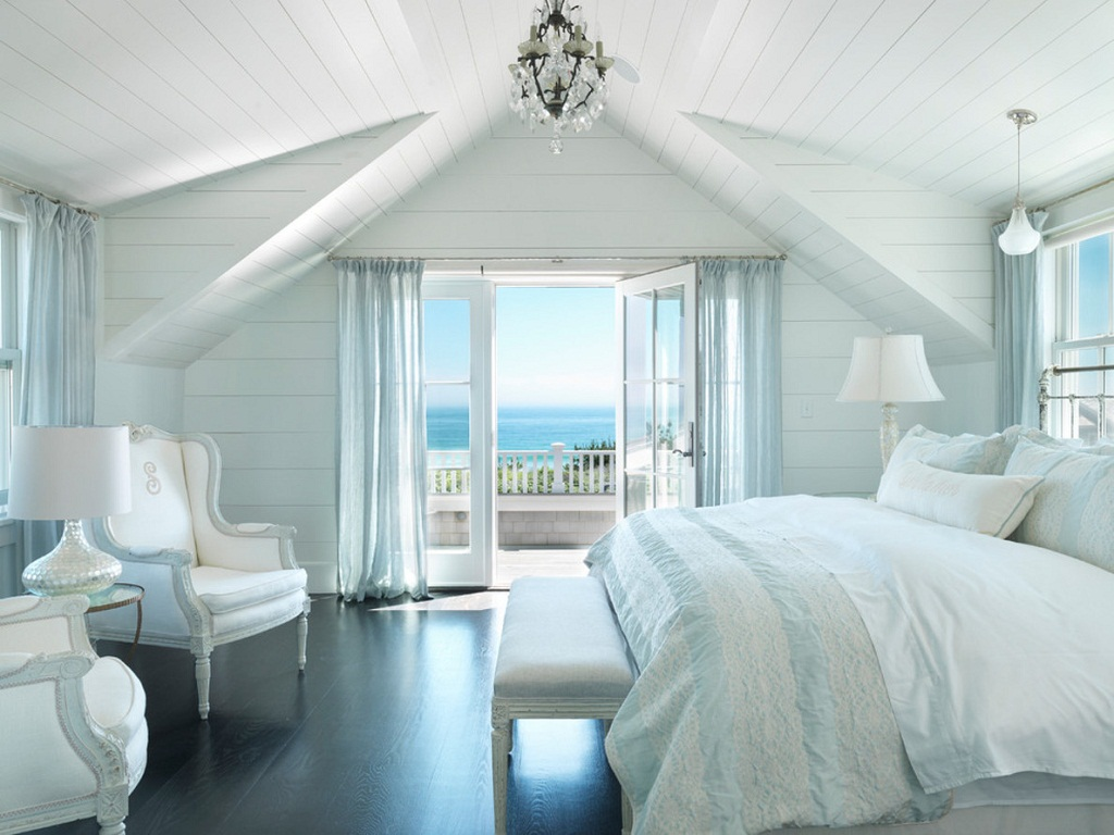 Unique Beachy Bedroom Ideas