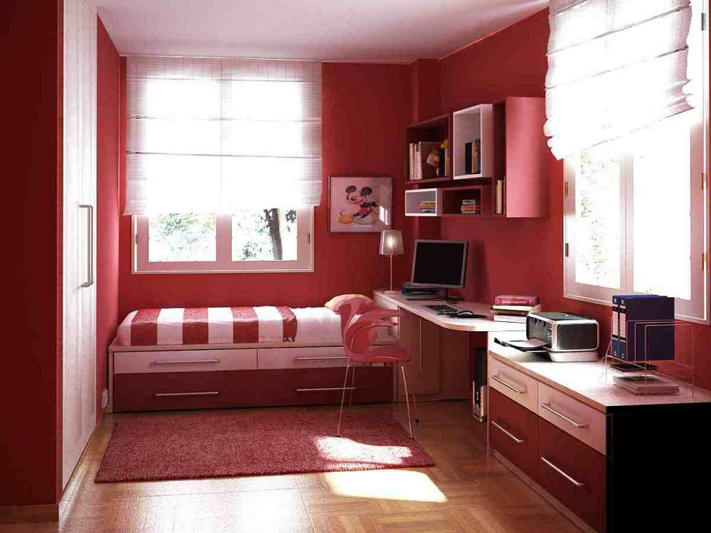 Image of: Childrens Bed Ideas For Small Rooms