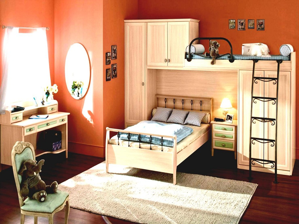 Image of: Cool Bed Ideas For Small Rooms
