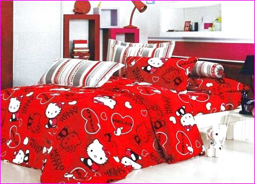 Image of: Hello Kitty Bedroom Set Toys R Us