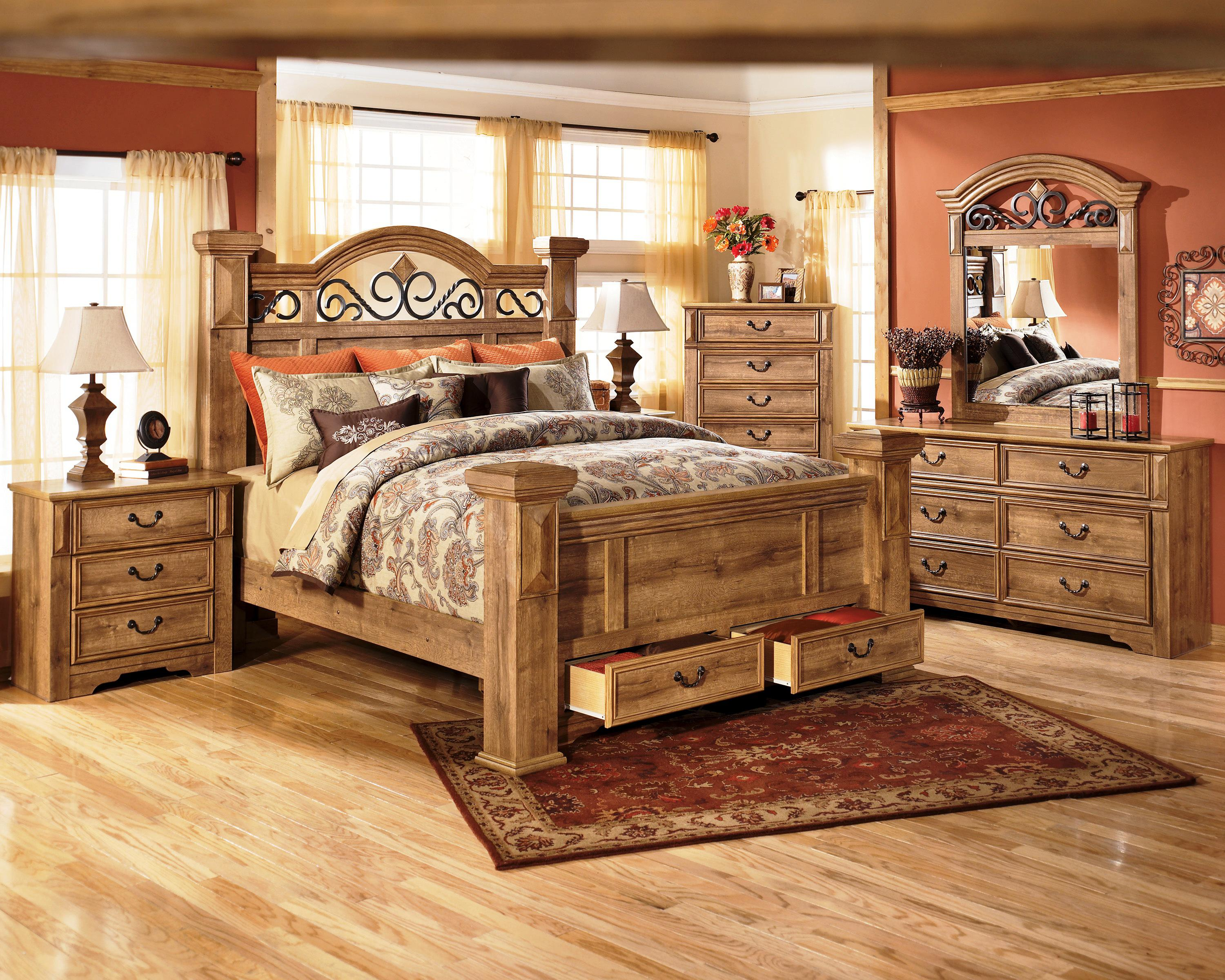 Image of: King Bedroom Sets Costco