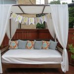 Large Outdoor Bed Cushion