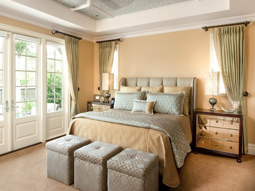 Image of: Master Bedroom And Bath Plans
