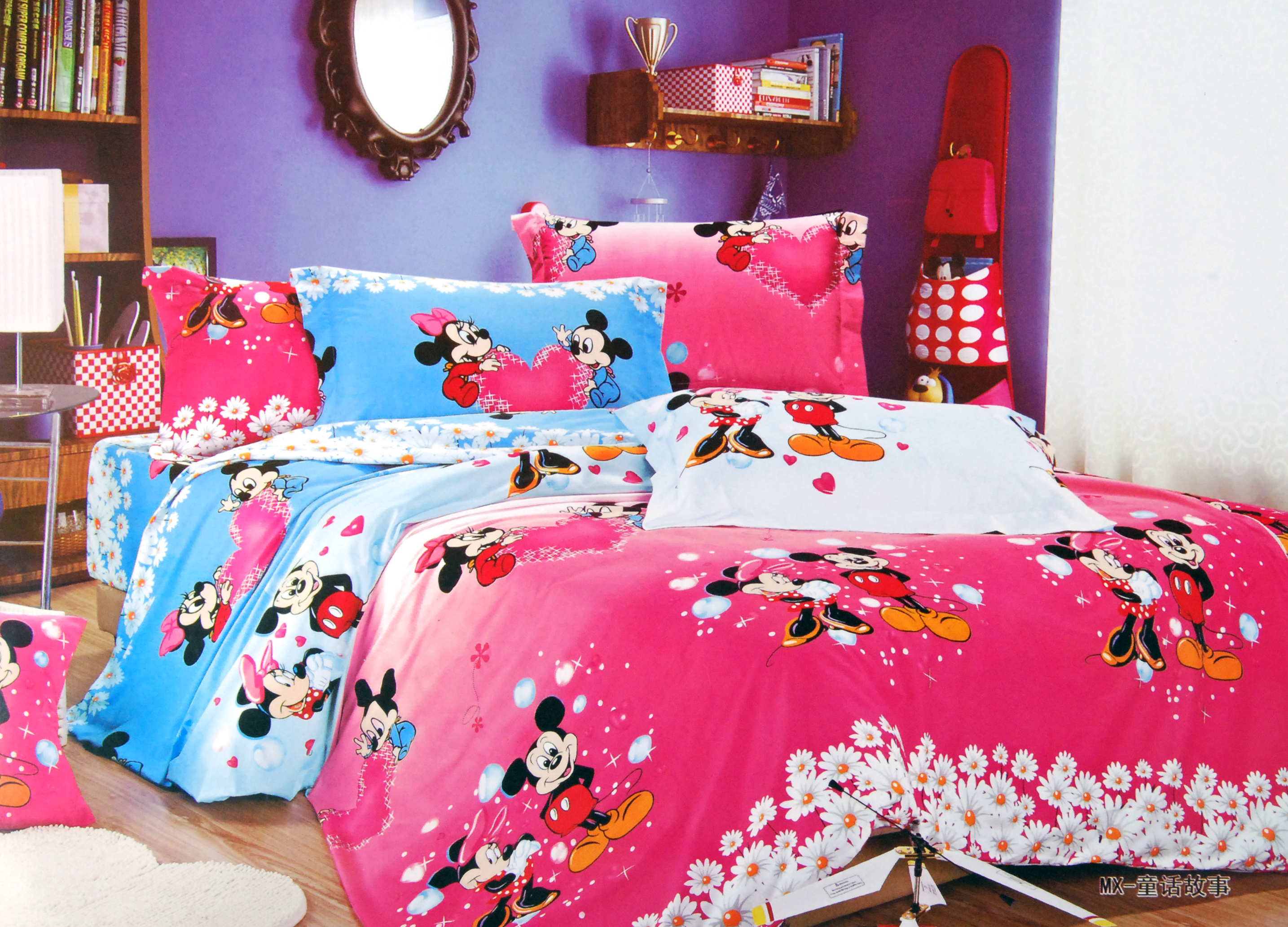 Image of: Mickey Mouse Bedding Set Canada