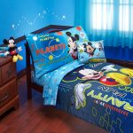 Mickey Mouse Bedding Set Toddler