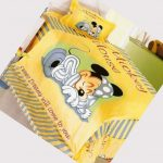 Mickey Mouse Bedding Set Twin