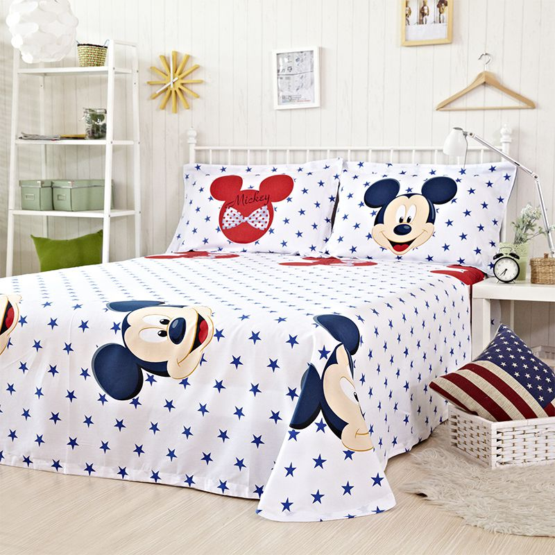 Image of: Mickey Mouse Bedroom Sets