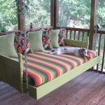 Outdoor Patio Bed Cushion
