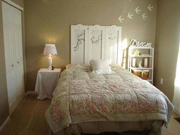 Image of: Shabby Chic Bedroom Ideas For Adult