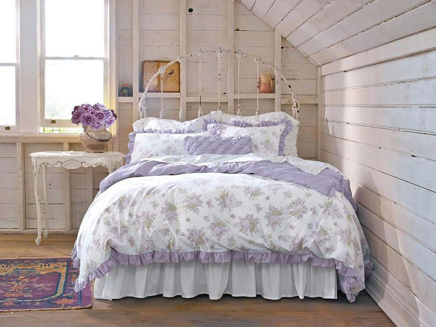 Image of: Shabby Chic Bedroom Ideas On A Budget