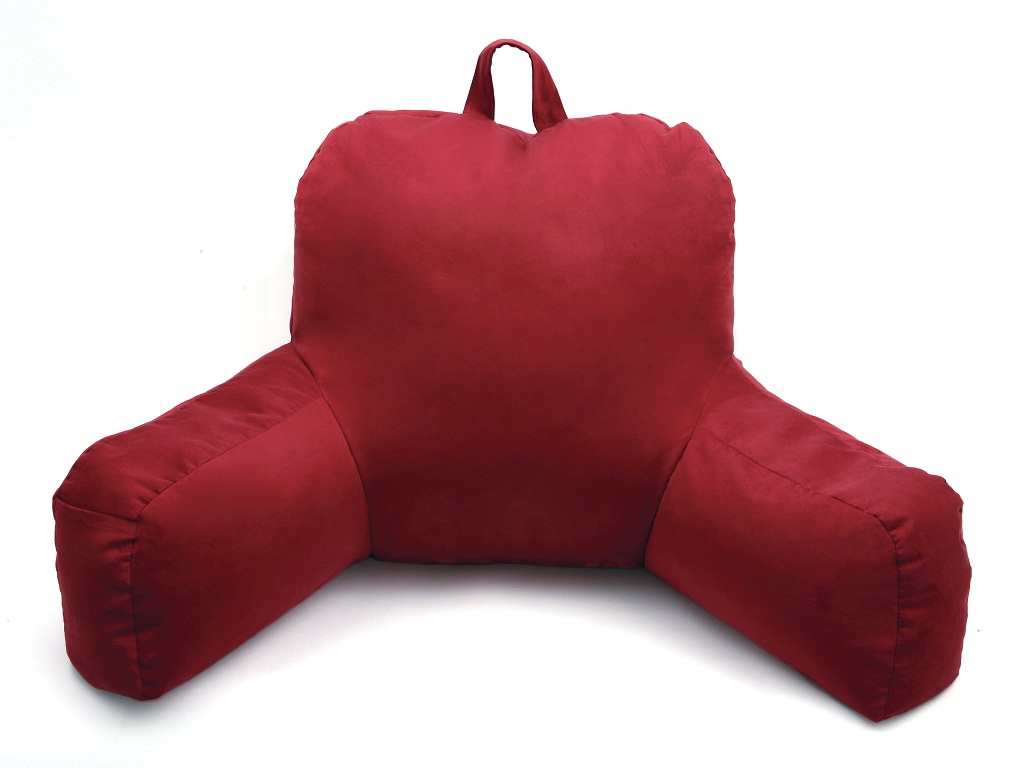 Upright Bed Pillow With Arms